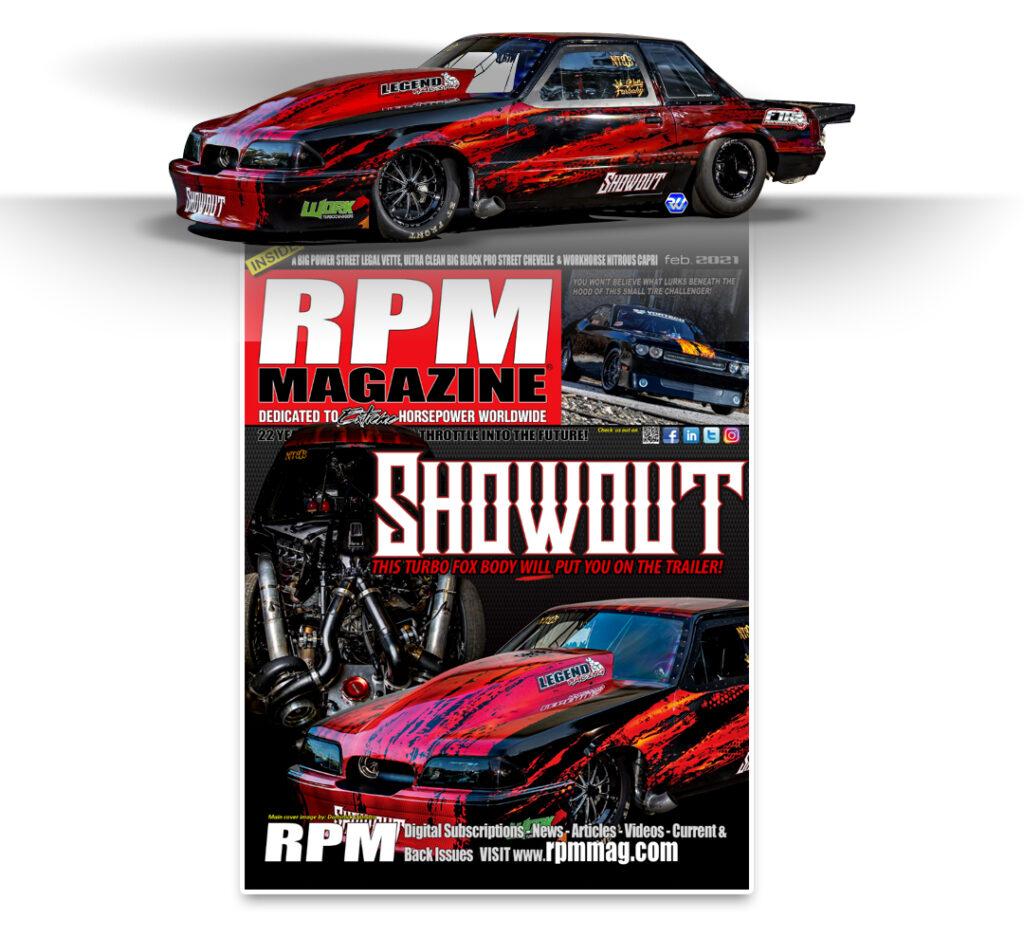 rage wraps rpm magazine
