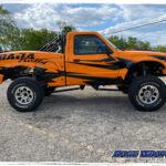 Rage Wraps Baja Truck 3M Vinyl Wrap