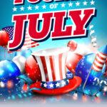 rage wraps happy july 4th