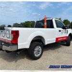 rage wraps ford truck vinyl graphics